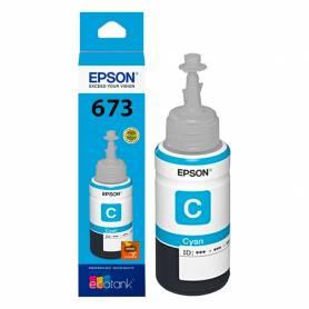 Tinta Epson T673220 Original cian L800 L1800