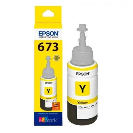 Tinta Epson T673420 Original amarillo L800 L1800