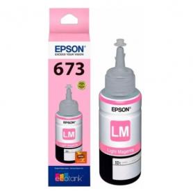 Tinta Epson T673620 Original Light magenta L800 L1800