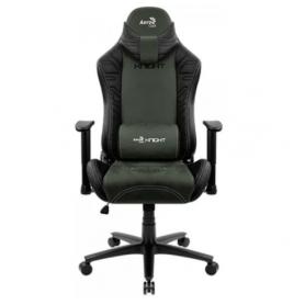 Silla Gamer ergonomica Aerocool Knight Green