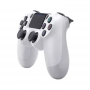 Joystick Sony PS4 DualShock 4 Wireless (White)