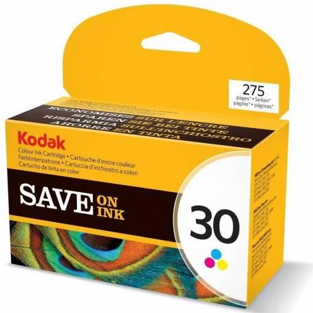 Cartucho Kodak 30 original de tinta color