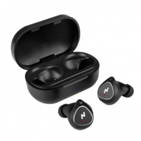 Auricular Bluetooth Noga NG-BTWINS 11  Touch Control - Black - In Ear Inalámbricos