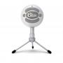 Micrófono Blue Snowball ICE White, Logitech