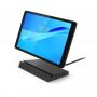 """Tablet 8"""" Lenovo smart Tab M8 - 2 en 1 (Tablet+charger station) c/google asssist."""