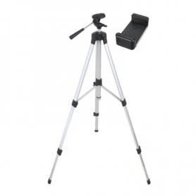 Trípode p/Cámara y Celular 150 cm - NETMAK - NM-TRIP3