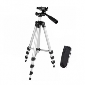 Tripode p/Camara y Celular 106 cm - NETMAK - NM-TRIP1