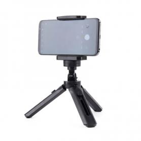 Mini Tripode para Celular c/Soporte 360º Giratorio