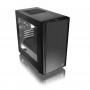 Gabinete Thermaltake VERSA H17 Negro Con Fuente 450w Mini Tower