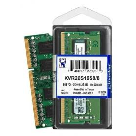 Memoria SODIMM Kingston DDR4  8GB 2666 MHZ
