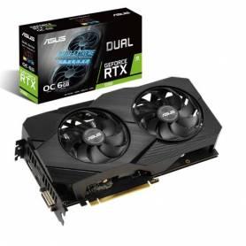 ASUS Dual GeForce RTX™ 2060, 6GB GDDR6, 0dB Fan