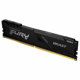 Memoria Pc 8Gb Kingston Fury Beast DDR4 2666Mhz, UDIMM