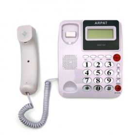Teléfono Fijo de Mesa con identificador ARPAT-890