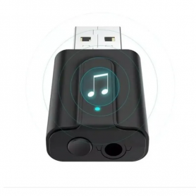 Receptor/Transmisor de audio Bluetooth T10