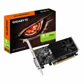 Placa Video Gigabyte Geforce GT1030 Low Profile D4 2G 2Gb
