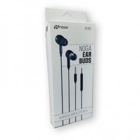 Auriculares Stereo Noga NG-1650 In Ear (Black)