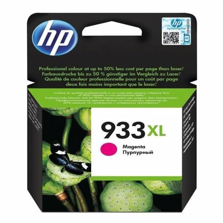 Cartucho  HP 932 xl original de tinta magenta