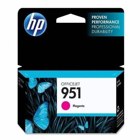 Cartucho  HP 951 original de tinta magenta