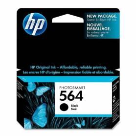 Cartucho  HP 564 original de tinta negra