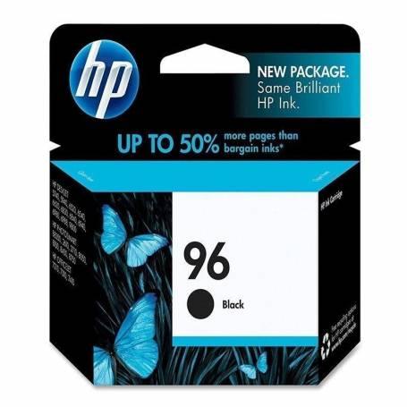 Cartucho   HP 96 original de tinta negra