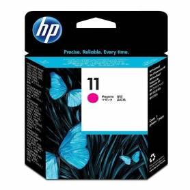 cabezal  HP  11 original de tinta magenta