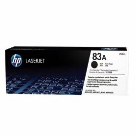 Cartucho HP 83A toner original
