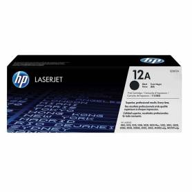Cartucho HP Q2612A toner original