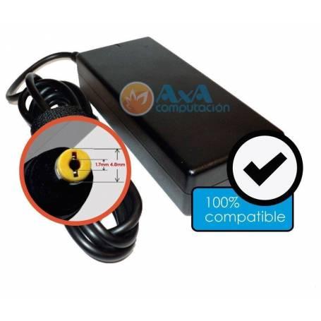 Cargador para  Notebook HP / Compaq 18.5V / 3.5 A Pin Grueso 7.4 x 5 mm