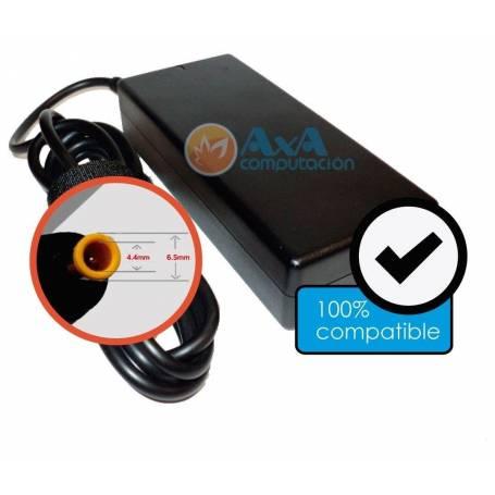 Cargador para Notebook SONY 19.5V / 3.34 A 65W Pin 6.5 X 4.4 mm