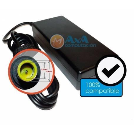 Cargador para Netbook LENOVO 20V / 3.25 A 65W Pin 5.5 X 7.9 mm