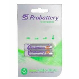 Pila Recargable PROBATTERY AAA Pack 2 Unidades