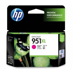 Cartucho  HP 951 xl original de tinta cian