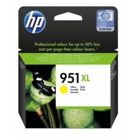 Cartucho  HP 951 xl original de tinta magenta