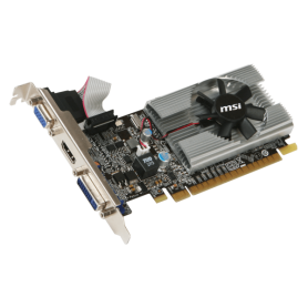 Placa de video MSI N210-MD1G/D3 1GB DDR3 (GS210 / G210)