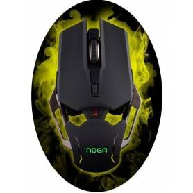 Mouse Gamer Noganet THANATOS