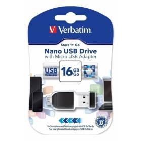 Pen Drive 16gb OTG Verbatim 49821