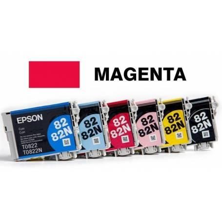 Cartucho magenta Epson 82 original