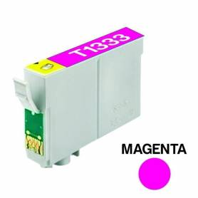 Cartucho para Epson 133 magenta alternativo
