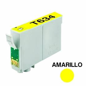 Cartucho para Epson T634 amarillo alternativo
