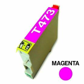 Cartucho para Epson T473 magenta alternativo