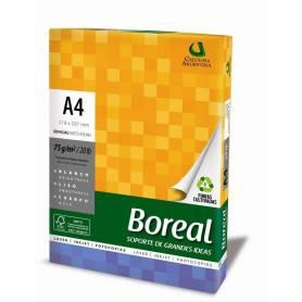 Resma Boreal A4 de 90 grs x 500 hojas
