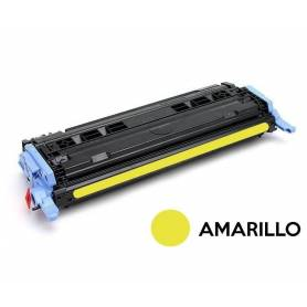 Toner para HP Q6003A amarillo alternativo