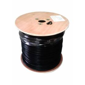 Cable  UTP Categoria 5 interior  4 pares AWG24