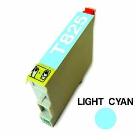 Cartucho para Epson 825 light cian alternativo