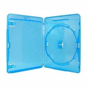 Caja para DVD Blu-Ray con folio y logo