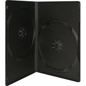 Caja para DVD capacidad para 3 dvd's