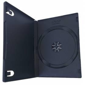 Caja para DVD simple capacidad para 1 dvd