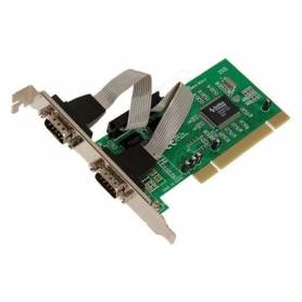 Placa PCI a 2 serial DB9 KW-239