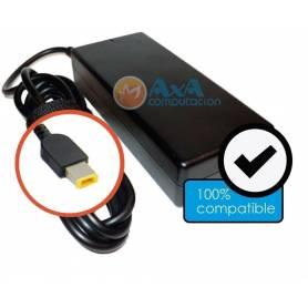 Cargador para  Notebook  Lenovo  20V / 3.25 A Pin tipo USB