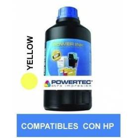 Tinta alt HP YELL x 250ML DYE PowerTec